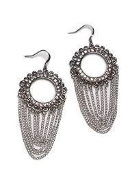 swag earrings jewelry basics chain swag earrings beading patterns jewelry
