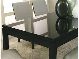 black glass table top black glass table top table designs