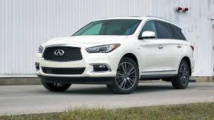 infiniti qx60 interior 2017 2017 infiniti qx60 awd test drive review