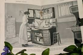 Kitchen Hoosier Cabinet Susan M Schreiber Musings On Days Gone By U2026