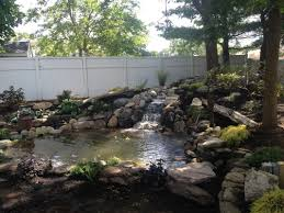 master certified aquascape pond contractor builder suffolk county