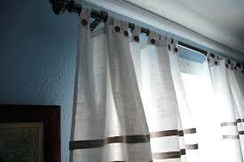 Tab Top Button Curtains Button Top Curtains Appealing Tab Top Button Curtains Ideas With