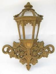 home interiors homco thomas kinkade ceramic cottage candle holder