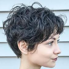 shag haircuts showing back of head 40 short shag hairstyles that you simply can t miss curly pixie