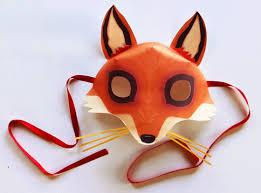lion mask craft diy simple animal mask for kids tutorial k4 craft