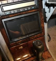 2000 E Class 2000 E430 Double Din Conversion Any Done It Successfully Or