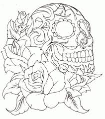 coloring pages of tattoos aecost net aecost net