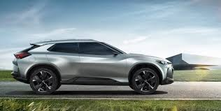 concept blazer future chevy blazer previewed by fnr x concept gm authority
