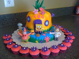 spongebob squarepants cake spongebob birthday cake 276 cakes cakesdecor