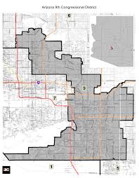 Arizona Maps by Districts Independent Redistricting Commission