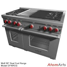 Wolf 48 Inch Gas Cooktop Wolf 48 Inch Dual Fuel Model