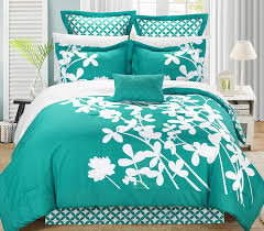 Colorful Queen Comforter Sets Amazon Com Iris 11 Piece Comforter Set King Size Turquoise