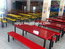 cafeteria benches fiberglass cafeteria furniture tables and bench buy