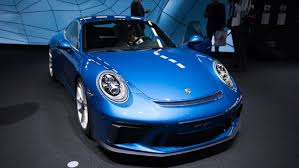 porsche 911 gt3 with touring package u2013 move ten manual shift