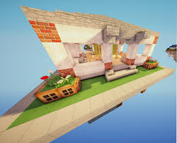 Minecraft House Map Minecraft Bedwars Map 4x2 Kreativer Bereich Rewinside