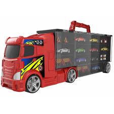 camion porta auto teamsterz camion bisarca porta auto grandi giochi con 6 auto