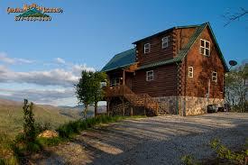 nc cabin rentals in bryson city cherokee and nantahala areas of
