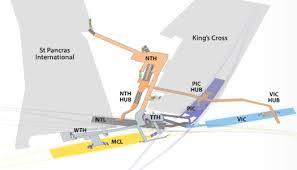St Pancras Floor Plan King U0027s Cross And St Pancras International Keeping Up With The