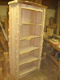 rustic bookcases rustic bookcases