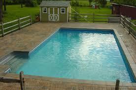 Pool Patios by Inground Pool Construction Inground Swimming Pools Aurora