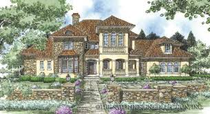 european style house plans home plan chadbryne sater design collection