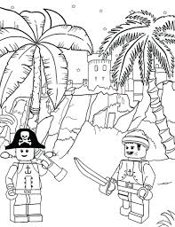 lego chima characters coloring pages free police station
