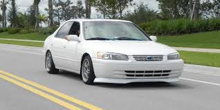 modified toyota camry turbocharged 1998 toyota camry le modified camry