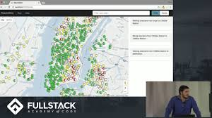 Citibike Map Google Maps Api Tutorial How To Use The Directions Api With Maps