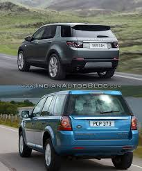 land rover discovery safari land rover discovery sport vs freelander rear indian autos blog