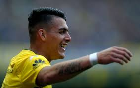 arsenal rumors arsenal transfer news cristian pavon addressed by boca juniors