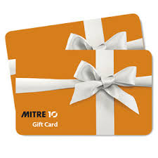 10 gift cards gift cards mitre 10