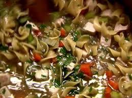 Ina Garten S Roast Chicken Chicken Noodle Soup Recipe Ina Garten Food Network