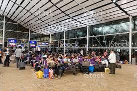 Hong Kong International Airport Floor Plan Hong Kong International Airport North Satellite Concourse Stock