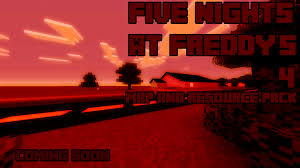 minecraft halloween download five nights at freddy u0027s 4 map with 3d models 90 done wip