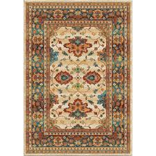 Discontinued Rugs Orange And Blue Area Rug Roselawnlutheran
