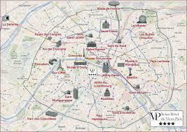 Fau Map Relais Hotel Du Vieux Paris L Near Our Hotel