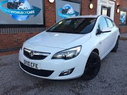 vauxhall astra 1 4 i 16v turbo sri hatchback 5dr petrol manual