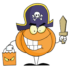 happy halloween free clip art cartoon characters clipart bay