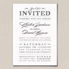 what to say on wedding invitations how write wedding invitations exles formal print sle