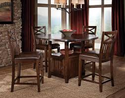 Kitchen Table Bar Height Dining Table Small High Top Table High