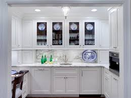 Kitchen With Glass Cabinet Doors Glass Cabinet Doors Made To Measure Glass Cabinet Doors