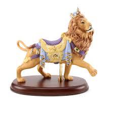 lion figurine lenox carousel lion figurine ebth