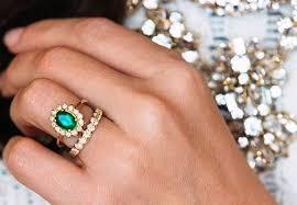 coloured wedding rings images Blog jpg