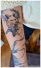 55 fox designs fox tattoos meaning and ideas