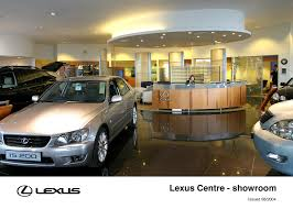 lexus centres lexus uk media site