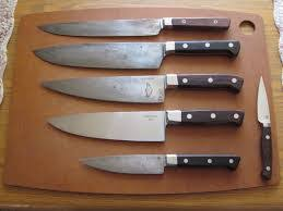 buying kitchen knives a beginner s guide to buying custom kitchen knives lovely custom