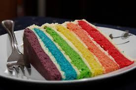 beautiful cake colorful cute pretty image 146036 on favim com