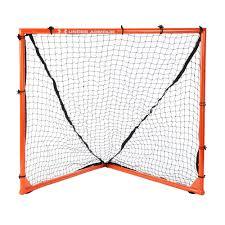 armour backyard 4 u0027x4 u0027 box lacrosse goal with