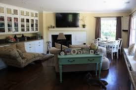 Small Open Concept Kitchen Family Room  Top Small Family Room - Small family room