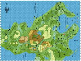 Pathfinder World Map The Piazza U2022 View Topic Hollow World Shahjapur 8 Miles Per Hex